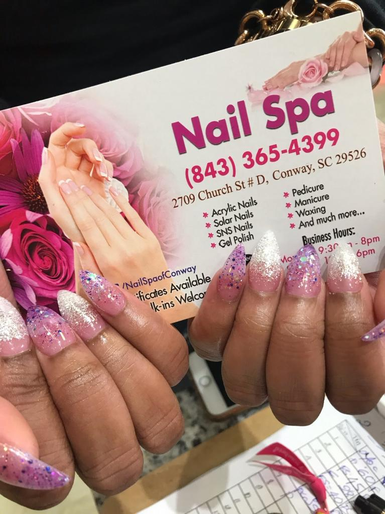 Nails Design - Nails Salon 29526