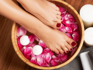 Special Deluxe Pedicure at Nail Spa 1 LLC Conway | Nail salon 29526